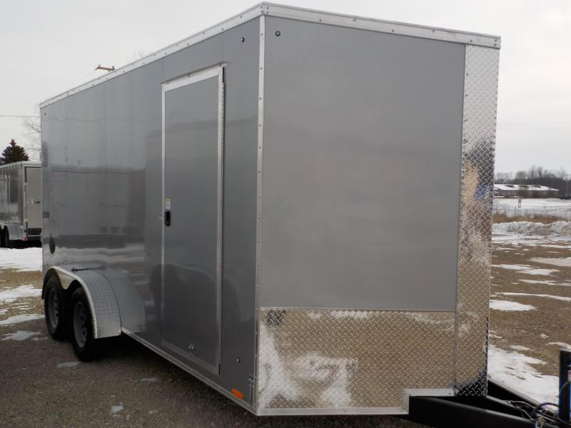 2021 Pace American Journey SE 7X16 Cargo Cargo / Enclosed Trailer