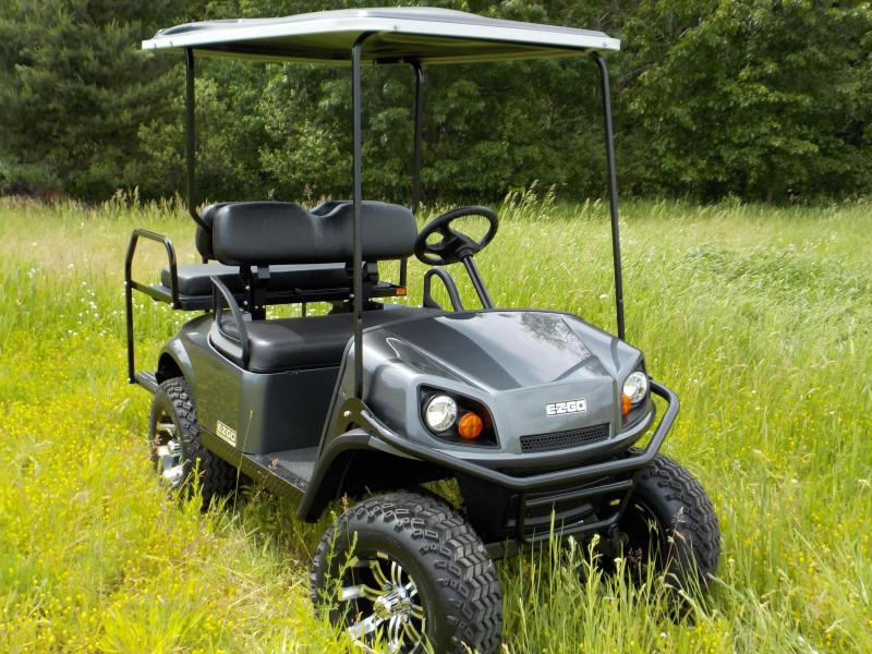 2019 E-Z-GO Express S4 E Golf Cart