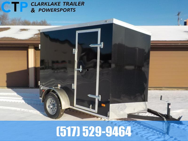 2020 Haul-About Cougar 5X8 Enclosed Cargo Trailer