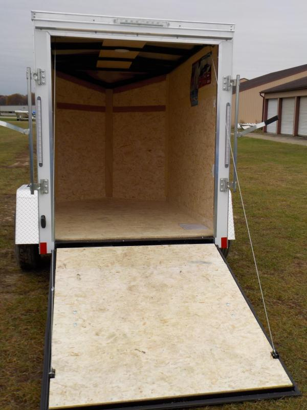 2020 Pace American Journey SE 5X8 Enclosed Cargo Trailer