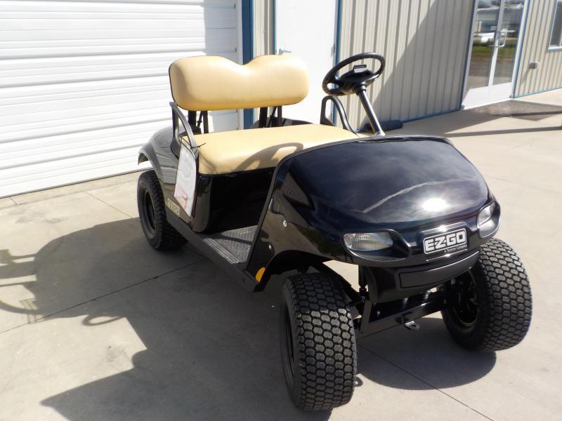 2019 E-Z-GO TXT Valor Gas Carb Golf Cart