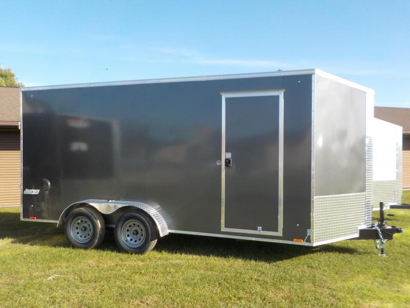 2020 Pace American Journey 7X16 SE Enclosed Cargo Trailer