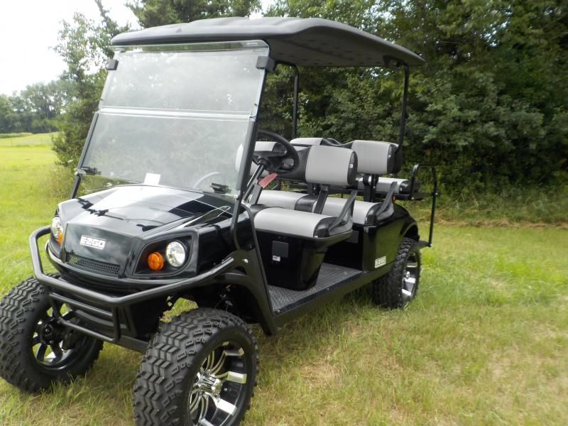 2019 E-Z-GO Express L6 Gas Six Person Golf Cart