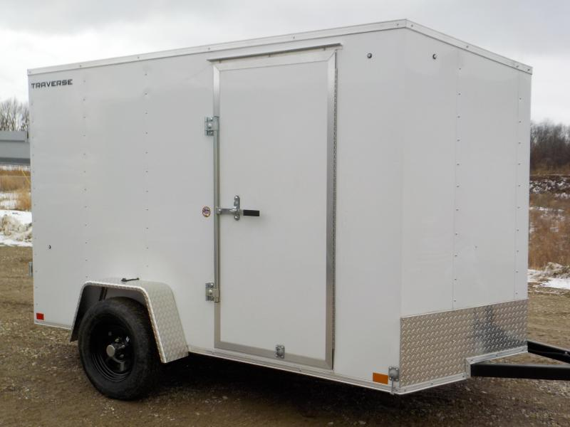 2021 Formula Trailers Traverse Cargo / Enclosed Trailer