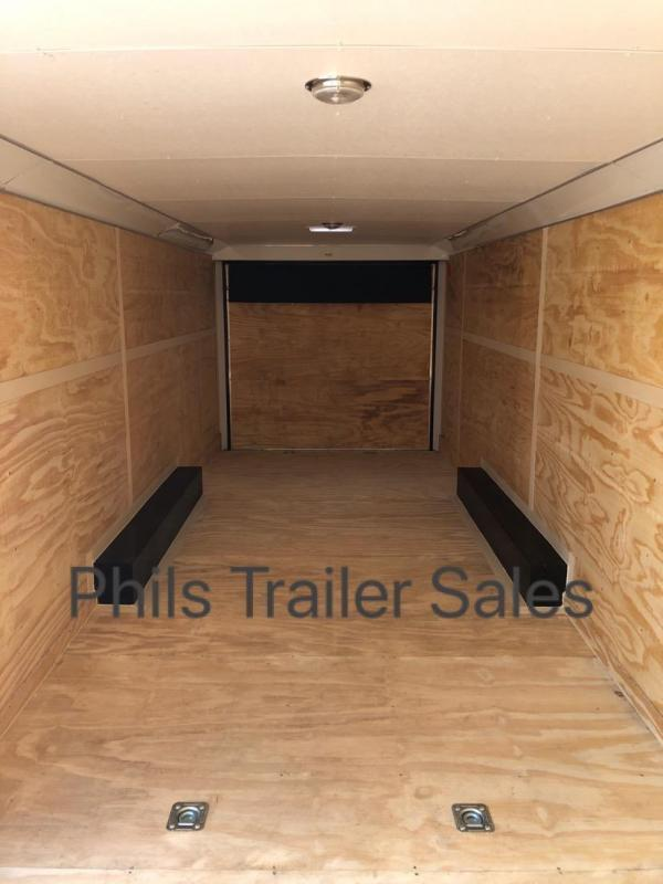 2020 24' COMMERCIAL GRADE Continental Cargo NOS Car / Racing Trailer