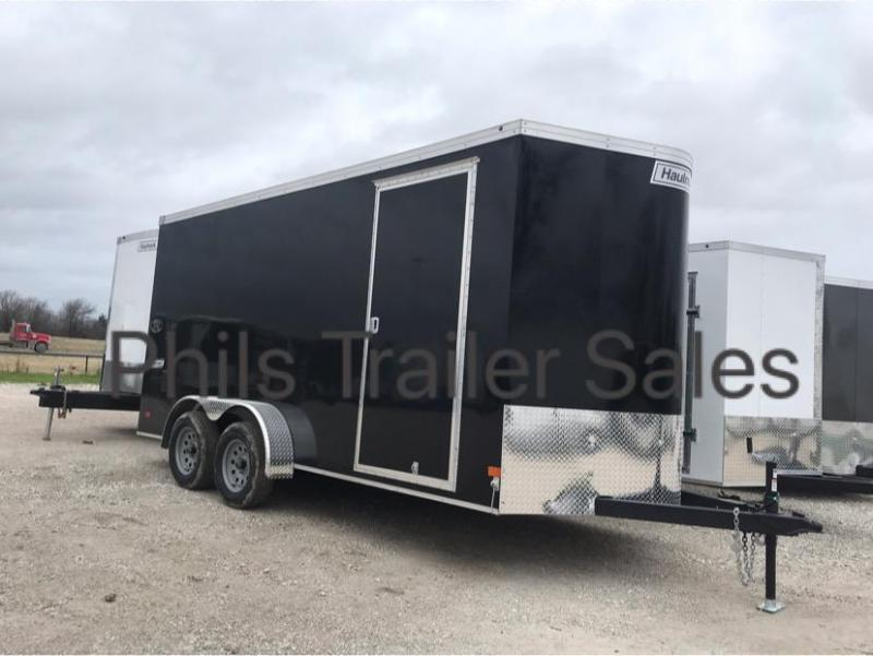 7x14 TA Haulmark TRANSPORT SCREWLESS  Cargo / Enclosed Trailer