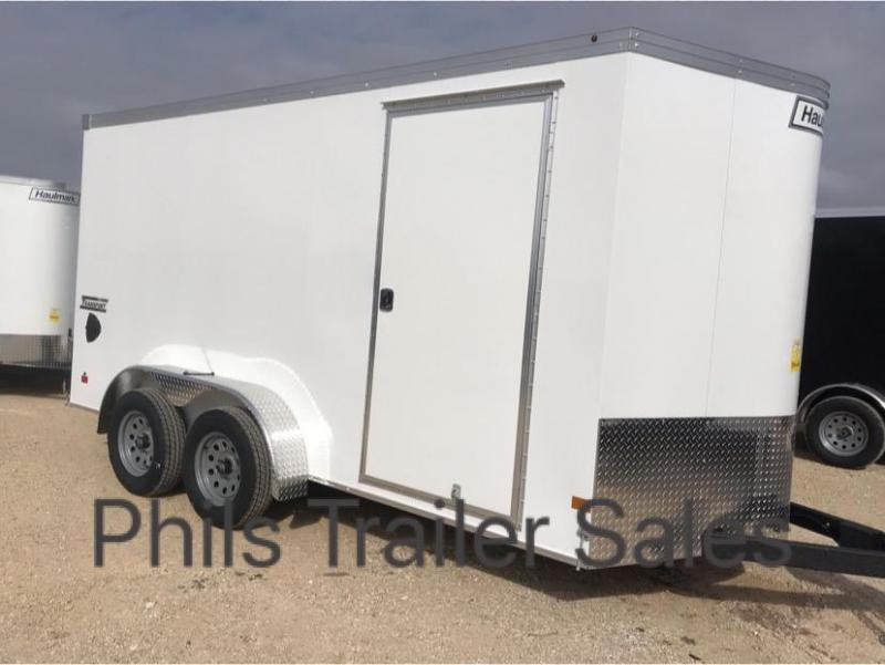7x16TA Haulmark TRANSPORT  SCREWLESS  Cargo / Enclosed Trailer