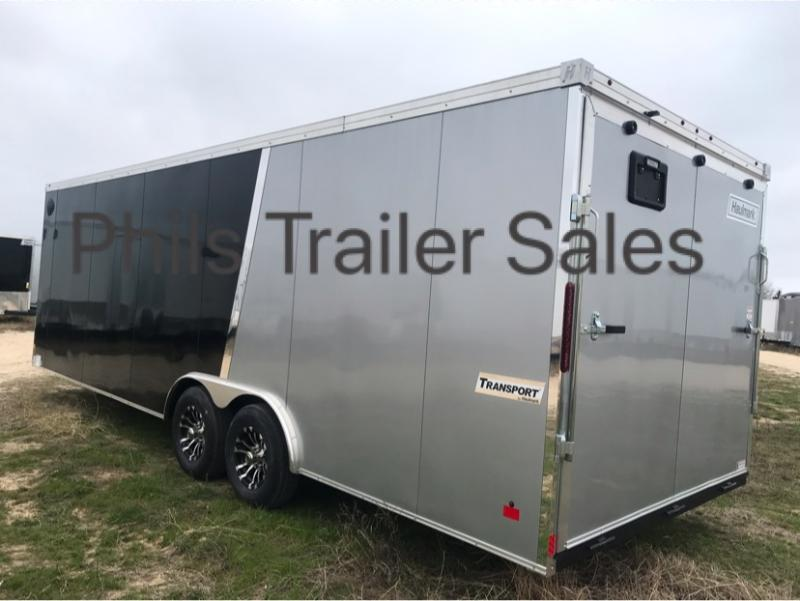 2019 24'  Wells Cargo   FINISHED OUT COMMERCIAL GRADE Cargo / Enclosed Trailer