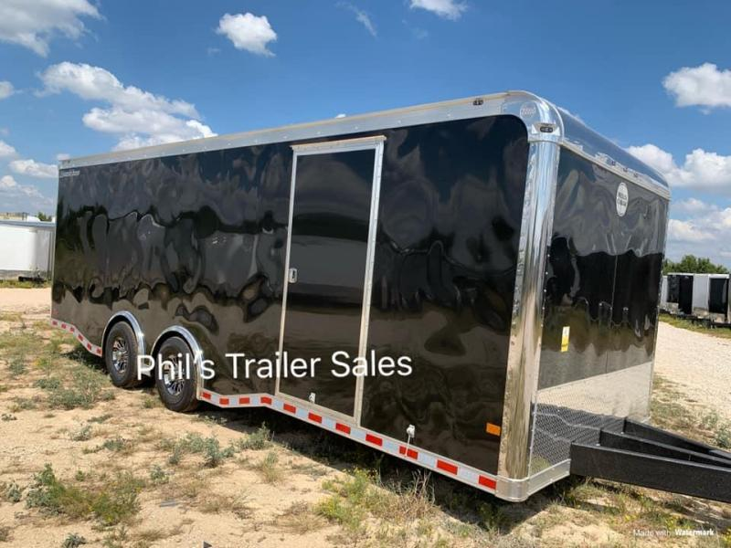 2020 Wells Cargo MOTOR TRAC Car / Racing Trailer