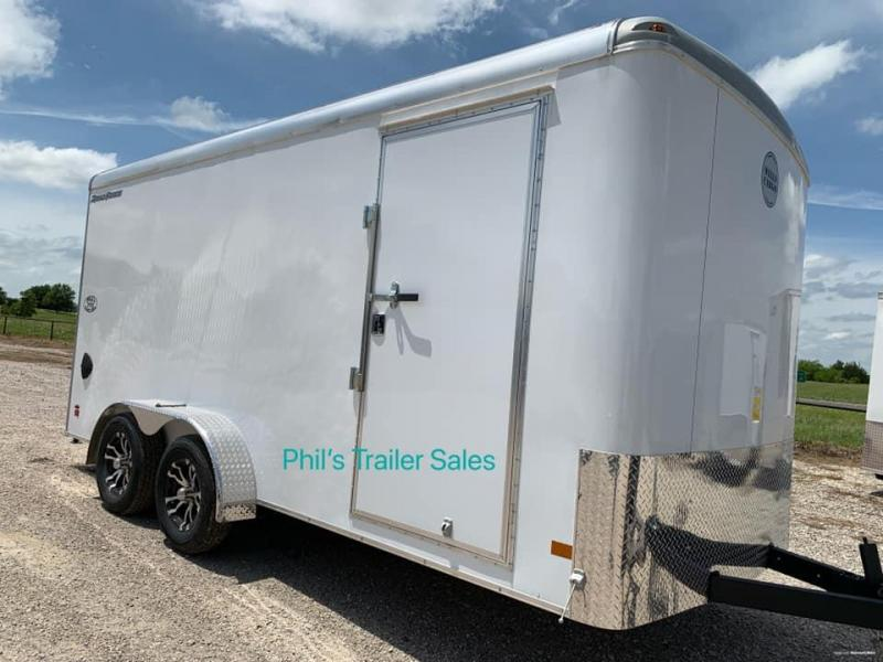2019 Wells Cargo WELLS CARGO 7X16 ROADFORCE ENCLOSED TRAILER Enclosed Cargo Trailer