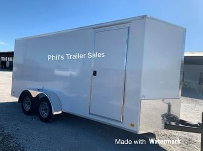 2021 Forest River STEEL MOD Enclosed Cargo Trailer