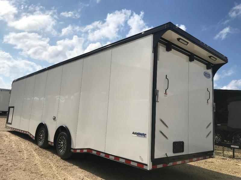 Continental Cargo Auto Master 32 FT BLACKED OUT STEREO