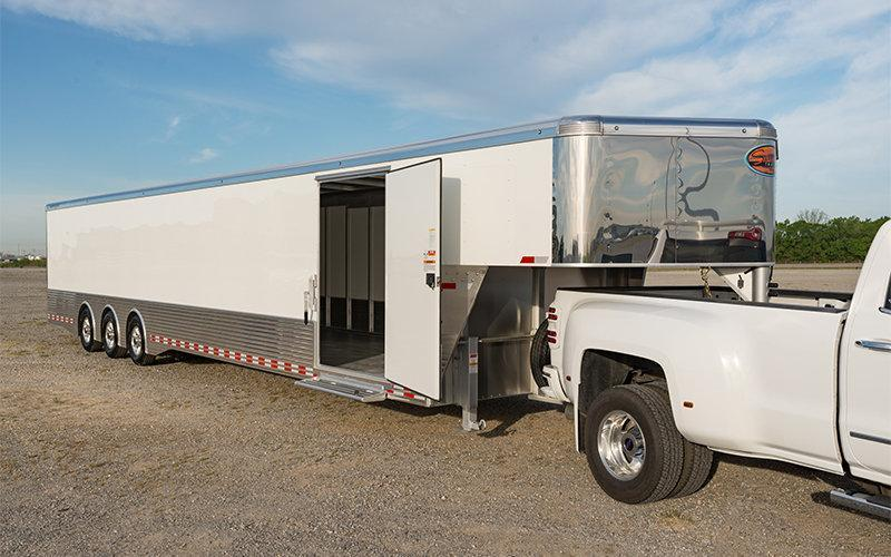 2020  48 FT Sundowner Trailers XTRA TRANSPORTER GOOSENECK Enclosed Cargo Trailer