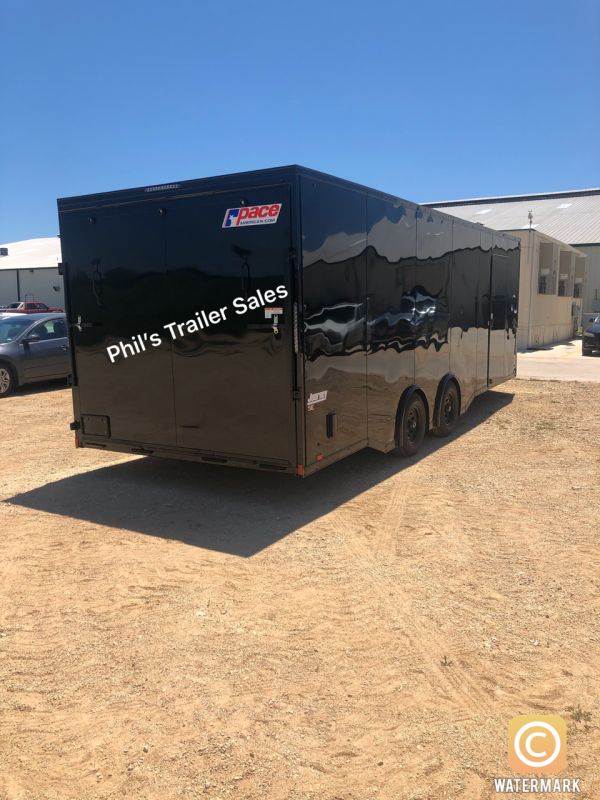 2021 Pace American SE Enclosed Cargo Trailer