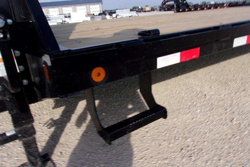 32' Gooseneck Iron Bull TANDEM DUAL Equipment Trailer