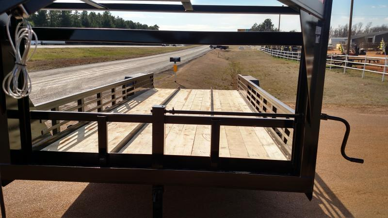"Tiger TRACTOR HAULER 96"" INSIDE WIDTH Equipment Trailer"