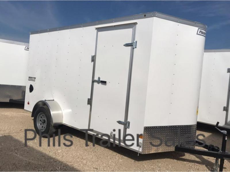 "HAULMARK  6X12 6'6"" INTERIOR PASSPORT  Enclosed Cargo Trailer"
