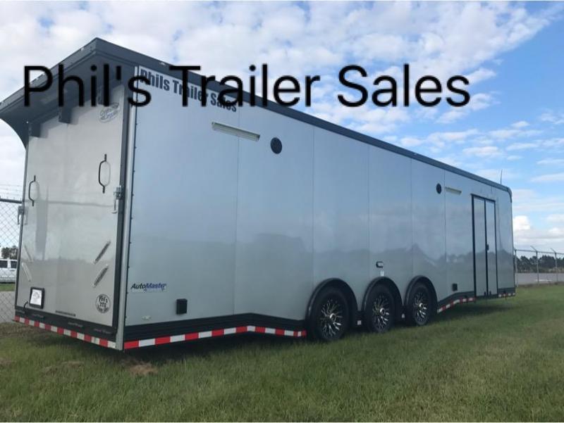 32'  Continental Cargo AUTOMASTER Car / Racing Trailer