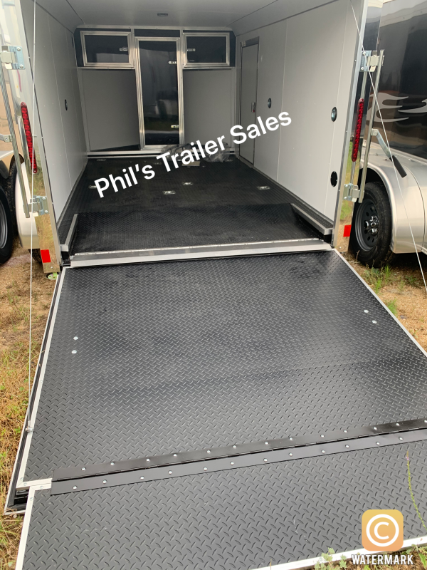2020 7x14 Haulmark LOW HAULER Motorcycle Trailer