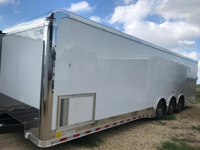 32' Triple Continental Cargo AutoMaster RACE  Car / Racing Trailer enclosed race trailer