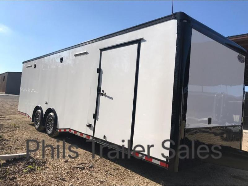28 Continental Cargo 32  Black out Car / Racing Trailer