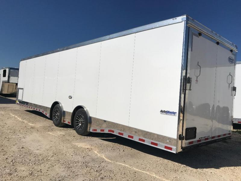 32' TANDEM SPREAD  Continental Cargo AutoMaster RACE  Car / Racing Trailer