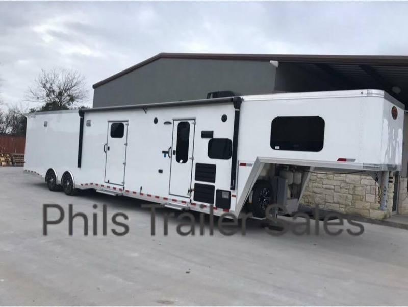 2019 Sundowner Trailers LIVING QUARTERS Car / Racing Trailer