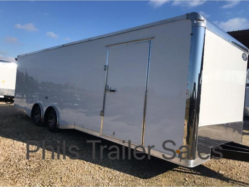 24' COMMERCIAL GRADE Continental Cargo NOS Car / Racing Trailer