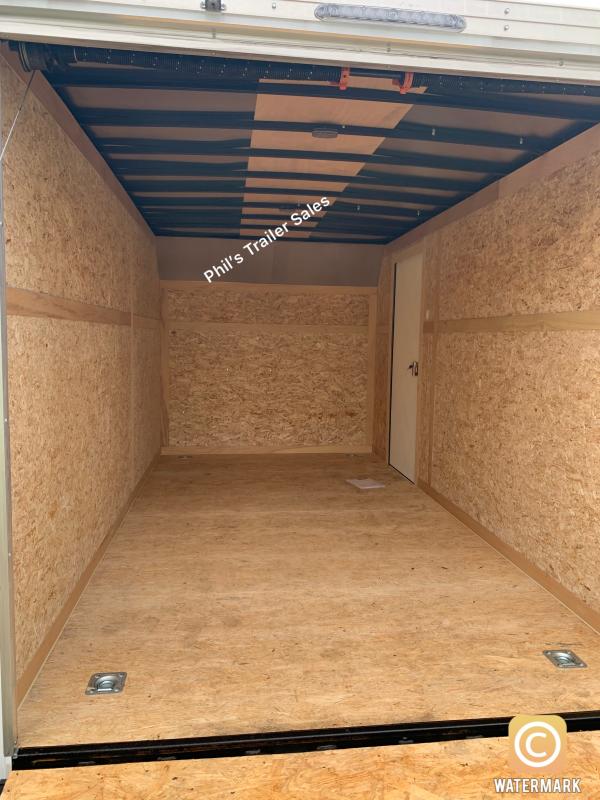 Haulmark 714 Commercial Grade GRIZZLEY Enclosed Cargo Trailer