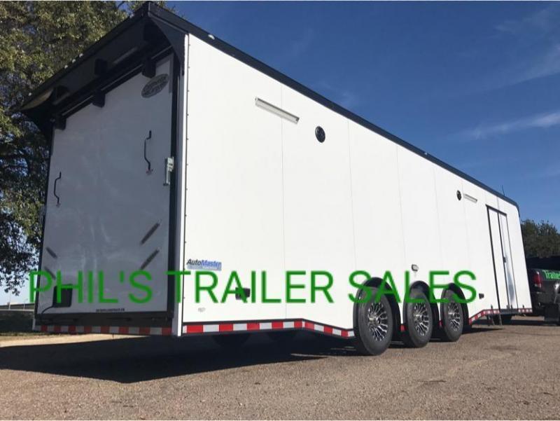34 Continental Cargo AUTOMASTER Car / Racing Trailer