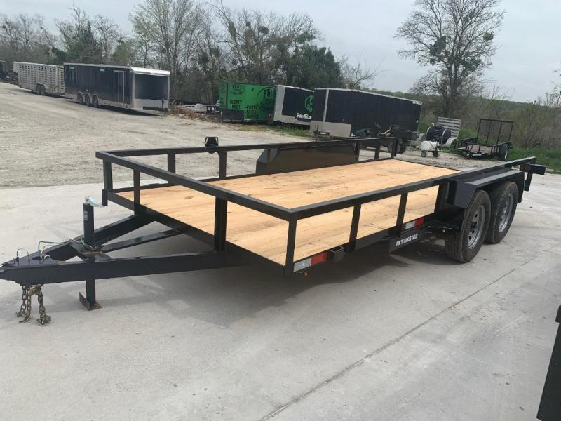Texas Select 16 FT UTILITY TUBE TOP SLIDE IN RAMP   WITH UPGRADES Utility Trailer