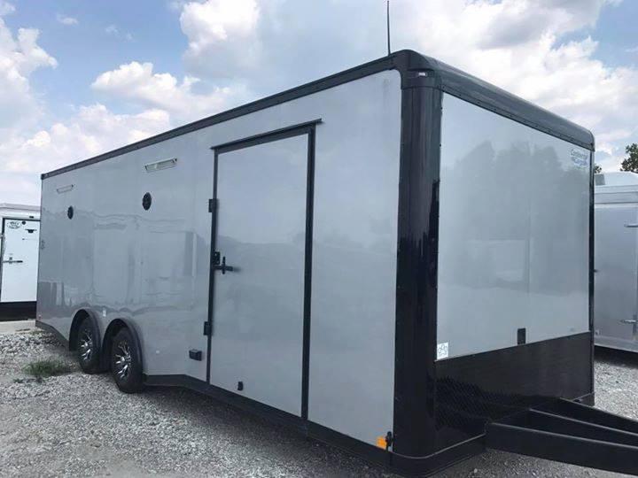 Continental Cargo 24 Enclosed Trailer Car / Racing Trailer