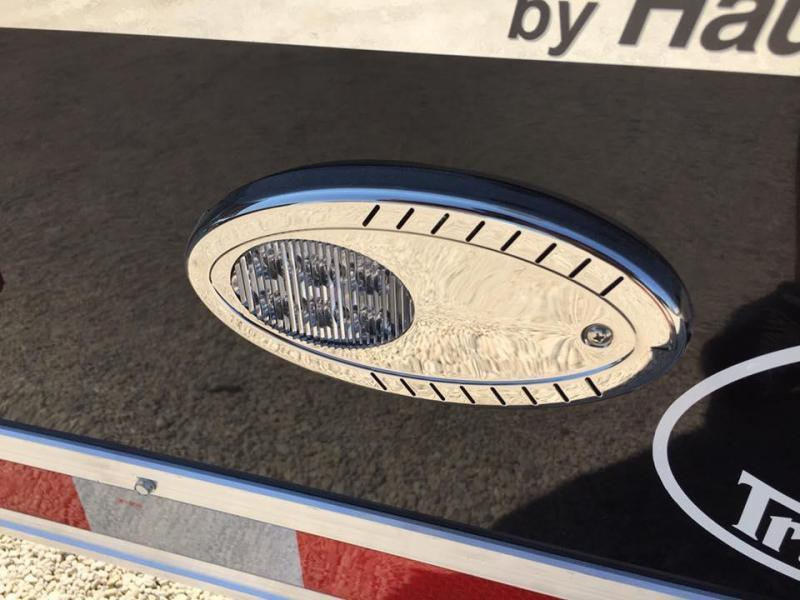 Glass Doors 34' Haulmark EDGE PRO Car / Racing Trailer