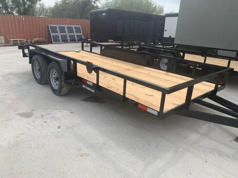 Texas Select 16 FT UTILITY TUBE TOP   WITH UPGRADES Utility Trailer
