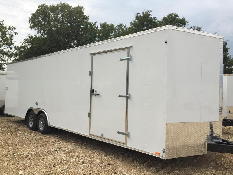 Continental Cargo 28 car hauler Car / Racing Trailer enclosed trailer*