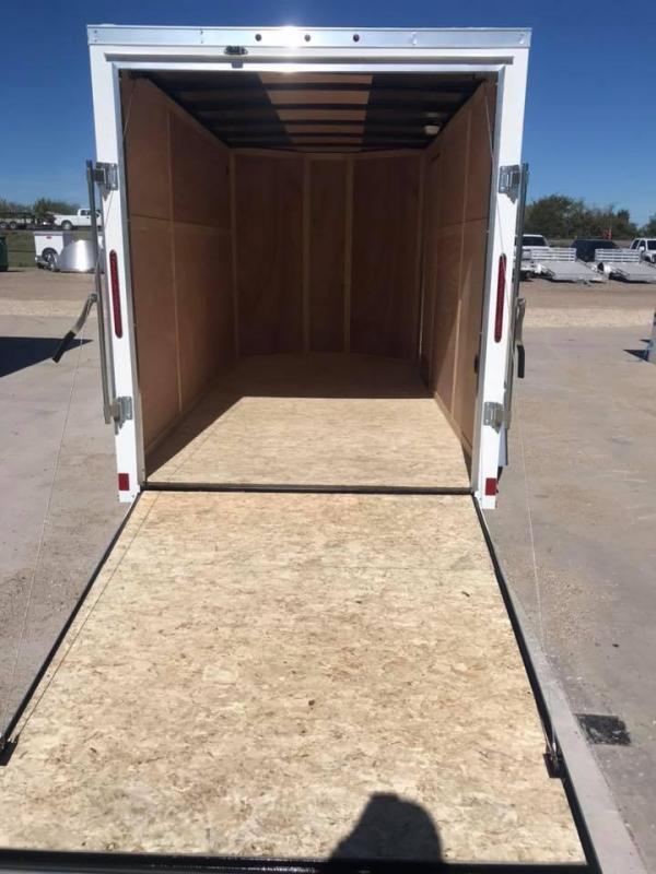 HAULMARK  7x16+2 v Enclosed trailer Fast Track Cargo / Enclosed Trailer
