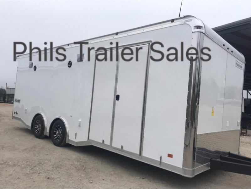 24' Haulmark Edge Car / Racing Trailer LOADED