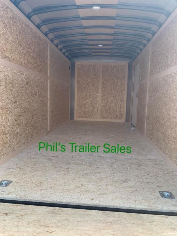 Wells Cargo 7x16 screw less  Road force Enclosed Cargo Trailer
