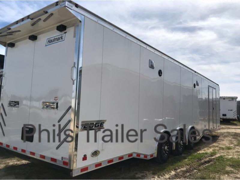 32' Haulmark EDGE PRO Car / Racing Trailer