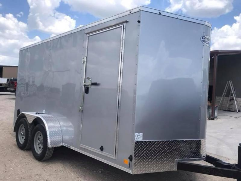 Continental Cargo LVVH714TA2 Enclosed Cargo Trailer