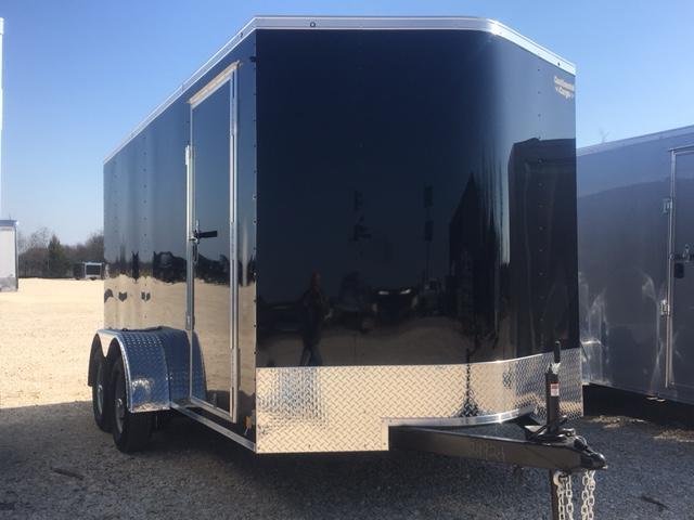 Continental Cargo LVVH714TA2 Enclosed Cargo Trailer