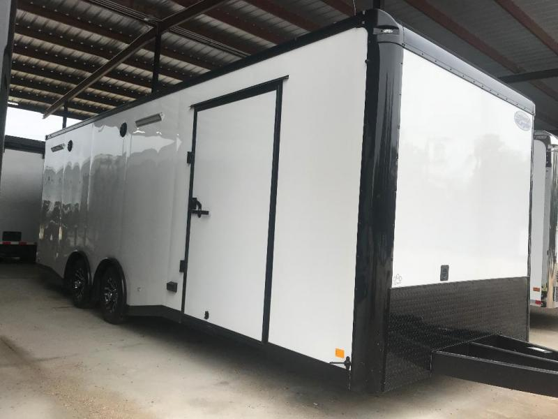 Continental Cargo 24  extra ht Enclosed Trailer Car / Racing Trailer