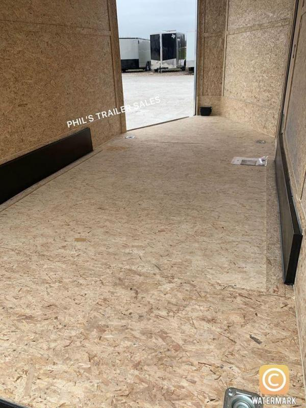 2021 Pace American Pace Enclosed Cargo Trailer