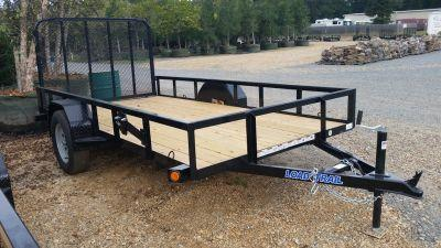 2017 Load Trail 72 x 12 Single Axle Trailer