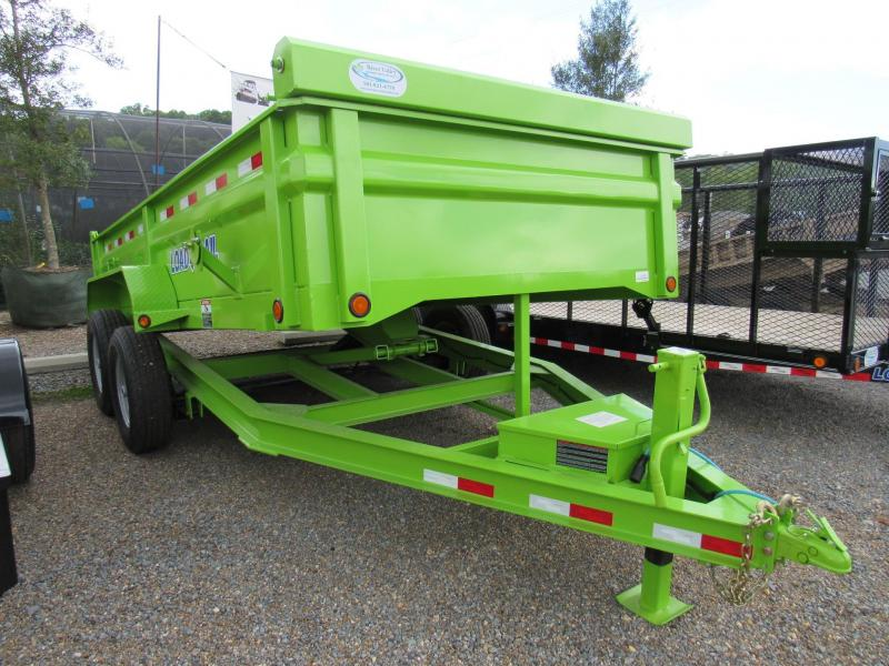 "2017 Load Trail 83""x14' Dump Trailer"