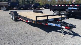 "2017 Load Trail 83"" x 20' Carhauler Trailer"