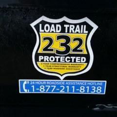 """2017 Load Trail 83"""" x 14' Tandem Axle King Dump Trailer"""