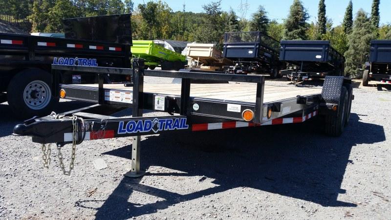 "2017 Load Trail 83"" x 18' Carhauler"