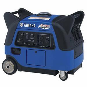 Yamaha Electric Start Generator - 3000 watt