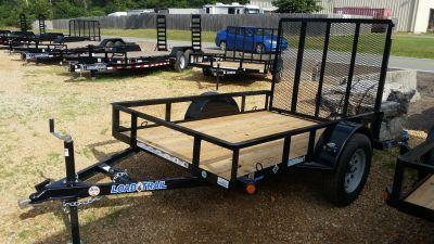 "2017 Load Trail 60"" x 8' Single Axle Trailer"